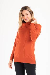 sweater bremer lycra polera liso -