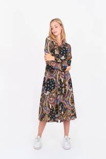 Vestido Ariel Simbad -
