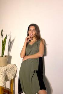 Vestido Lea  -