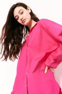 Camisa over poplin colores -