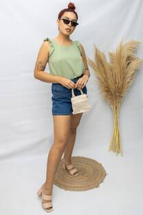 Blusa Magnolia Talles -