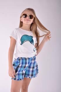 Remera delfina -