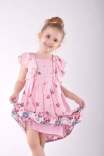 Vestido Fibrana -