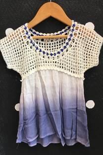 Camisolin crochet  -