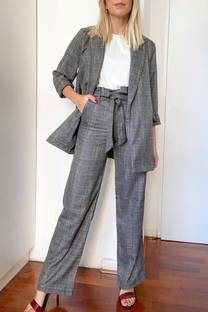 Pantalon Cuadrille Sastrero con Lazo  -
