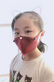 Barbijos de diseño con filtro antibacterias -