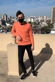 sweater cuello v varios colores -