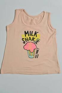 Musculosa milk shake nena -