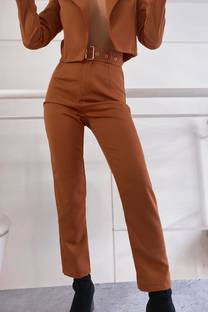 Pantalon Katy C/Cinto  -