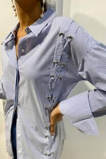 Camisa rayada 78 -