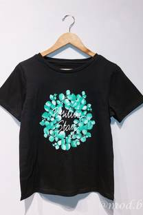 Remera Positive Stay -
