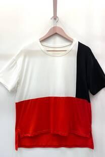 Remera Tricolor Louisa -