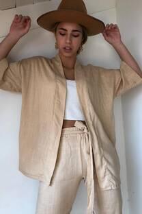 Kimono de Lino -