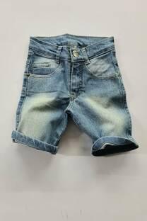 Bermuda Jean elastizada nene -