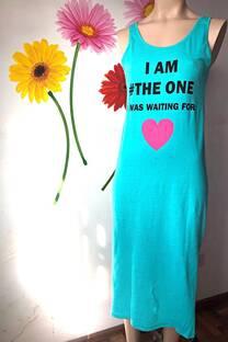 Maxi vestido The ONE -