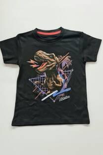 Remera tiranosaurio nene -