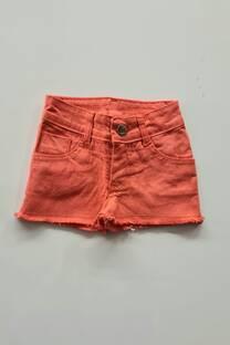 Short gabardina elastizado nena -