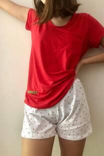 Conjunto de Pijama Patitas -