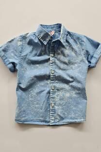 Camisa batik bebe -