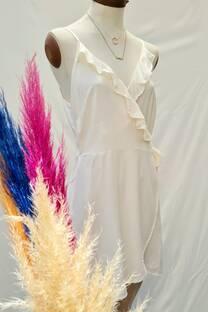 Vestido Gigi Liso -