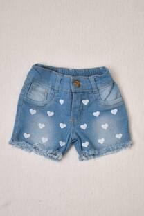Short jeans de beba -