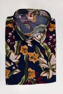 Camisa Hawaiana Talle Especial de Fibrana -