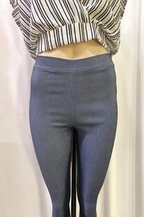Pantalon Bengalina Tajos -