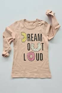 "Remera ""Dream out loud"" nena -"