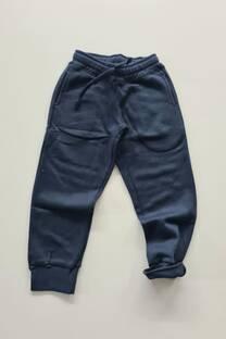 Pantalon rustico con puño unisex -