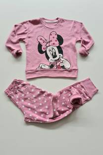 Pijama minnie nena -
