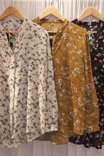 Camisa florcita -