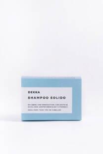 Shampoo Solido Tensioactivo -