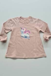 Remera unicornio beba -