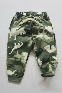 Pantalón camuflado bebe -