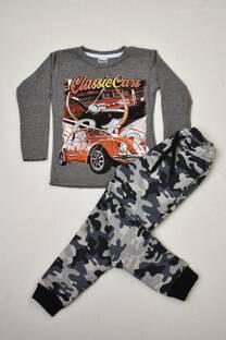 PACK por babucha camuflada+camiseta línea premiun -