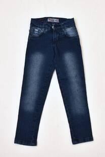 jeans elastizado niña -