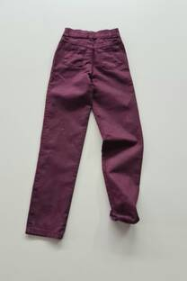 Pantalón gabardina elastizada nena -