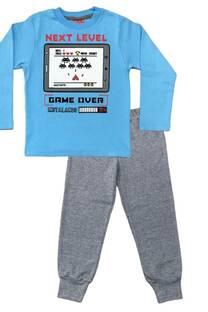 Pijama Elemento nene Gamer -