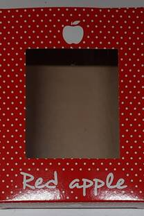 Caja Chica Con Visor 12x8,5 Cm -