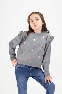 Sweater Flor -