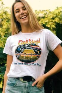 Remera Pink Floyd -