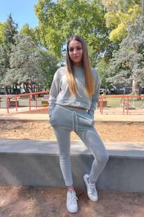Conjunto Joggers Lanilla -