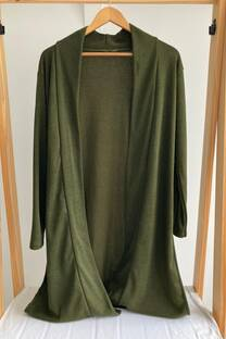 saquito lanilla green -