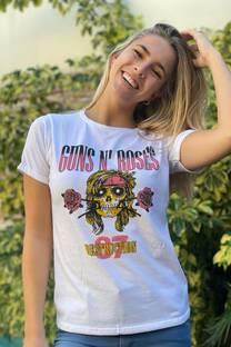 Remera Guns and Roses -
