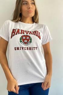 Remera Harvard -
