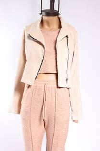Jacket Corderoy C/Cierre -