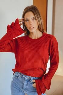 Sweater Triple Volado -