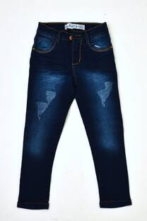 pantalón de jeans niño  -