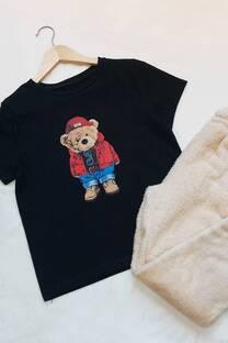 Remera Teddy Bear -