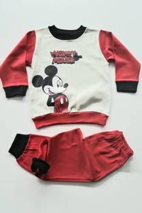 Pijama Mickey bebe -